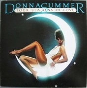 LP - Donna Summer - Four Seasons Of Love