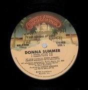 LP - Donna Summer - Four Seasons Of Love - + Poster
