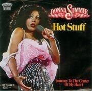 7'' - Donna Summer - Hot Stuff