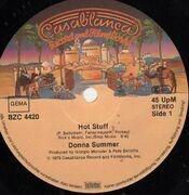 12'' - Donna Summer - Hot Stuff