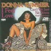 7'' - Donna Summer - I Feel Love
