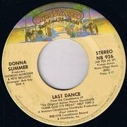 7'' - Donna Summer - Last Dance
