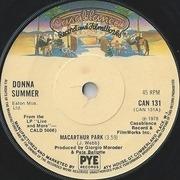 7'' - Donna Summer - MacArthur Park