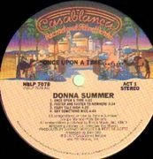 Double LP - Donna Summer - Once Upon A Time...
