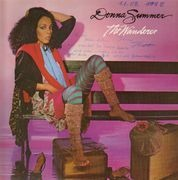 LP - Donna Summer - The Wanderer