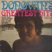 LP - Donovan - Donovan's Greatest Hits - Booklet Gatefold