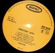 LP - Donovan - Donovan's Greatest Hits - PICTUREBOOK YELLOW EPIC ITA