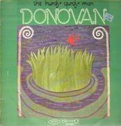 LP - Donovan - The Hurdy Gurdy Man - DUTCH ORIGINAL on yellow label