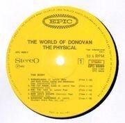 Double LP - Donovan - The World Of Donovan