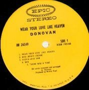 LP - Donovan - Wear Your Love Like Heaven