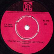 7inch Vinyl Single - Donovan - Catch The Wind