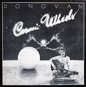 LP - Donovan - Cosmic Wheels - Gatefold cover