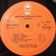 LP - Donovan - Donovan's Greatest Hits - Gat