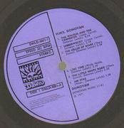 Double LP - Donovan - H.M.S. Donovan - Purple labels