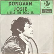 7inch Vinyl Single - Donovan - Josie - Original 1st Press from Holland