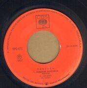 7inch Vinyl Single - Donovan - Mellow Yellow - Original Mexican EP