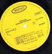 LP - Donovan - Sunshine Superman