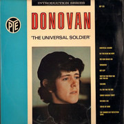 LP - Donovan - The Universal Soldier