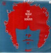 LP - Donovan - The World Of Donovan