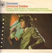LP - Donovan - Universal Soldier