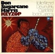 LP - Don 'Sugarcane' Harris - Keyzop