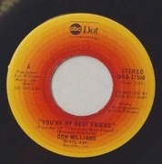7'' - Don Williams - You're My Best Friend