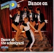 7'' - Doris D And The Pins - Dance On