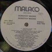 LP - Dorothy Moore - Dorothy Moore