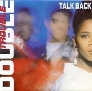 7inch Vinyl Single - Double Trouble - Talk Back