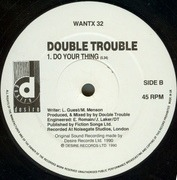 12'' - Double Trouble - Love Don't Live Here Anymore
