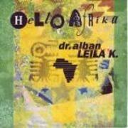 7inch Vinyl Single - Dr. Alban Featuring Leila K. - Hello Afrika