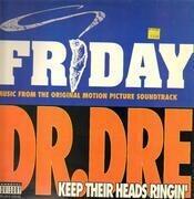 12inch Vinyl Single - Dr. Dre / Mack 10 - Keep Their Heads Ringin' / Take A Hit