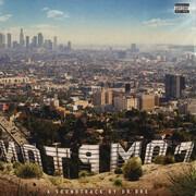 Double LP - Dr. Dre - Compton (A Soundtrack By Dr. Dre) - OST