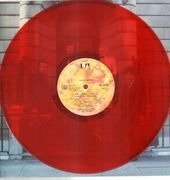 LP - Dr. Feelgood - Private Practice - Red Clear