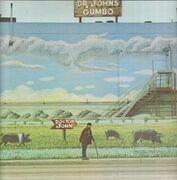LP - Dr. John - Dr. John's Gumbo - + Lyrics sheet, Gatefold