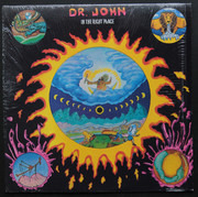 LP - Dr. John - In The Right Place - Still sealed