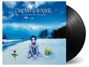 Double LP - Dream Theater - A Change Of Seasons - 180g