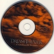CD - Dream Theater - A Change Of Seasons