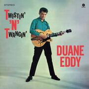 LP - Duane Eddy - Twistin' N' Twangin' +.. - 180 GR. VINYL