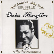 CD - Duke Ellington - 20 Reflective Recordings