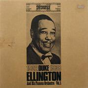 LP - Duke Ellington And His Orchestra - Duke Ellington And His Famous Orchestra Vol. 1 1932-1938