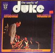 LP - Duke Ellington And His Orchestra - The Works Of Duke - Integrale Volume 21