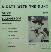 LP - Duke Ellington And His Orchestra - A Date With The Duke 1945