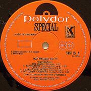 LP - Duke Ellington And His Orchestra - Cottontail