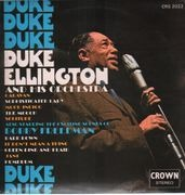 LP - Duke Ellington and his Orchestra - Duke Ellington And His Orchestra - Black label