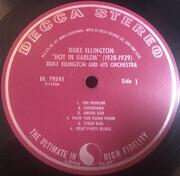 LP - Duke Ellington And His Orchestra - 'Hot In Harlem' (1928-1929) Vol. 2