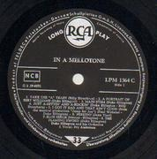 LP - Duke Ellington And His Orchestra - In A Mellotone