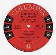 LP - Duke Ellington And His Orchestra - Masterpieces By Ellington In Uncut Concert Arrangements - Mono