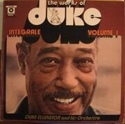 LP - Duke Ellington And His Orchestra - The Works Of Duke - Integrale Volume 1