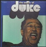 LP-Box - Duke Ellington And His Orchestra - The Works Of Duke - Vol 11 to 15 - BOX